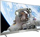 Изогнутый Телевизор Thomson 55UD6676 (Smart TV / Ultra HD / 4К / PPI 1500 / Wi-Fi / DVB-C/T/S/T2/S2), фото 2
