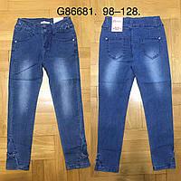 Джинсовые брюки для девочек Grace 98-128 p.p.