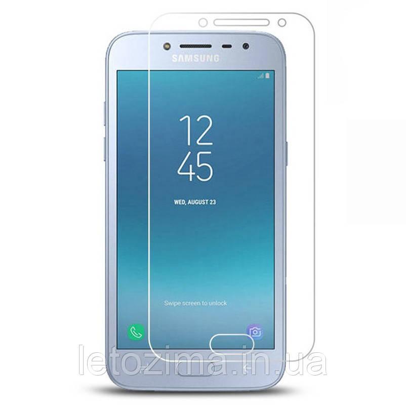 Захисна плівка для Samsung J2 2018 j250 (гідрогелева, прозора)