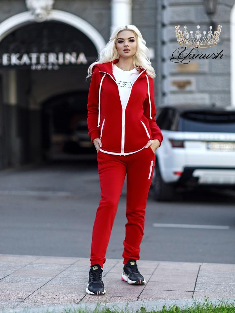 Спортивный костюм женский на флисе стильный 42 44 46 размеры Новинка 2020 есть много цветов