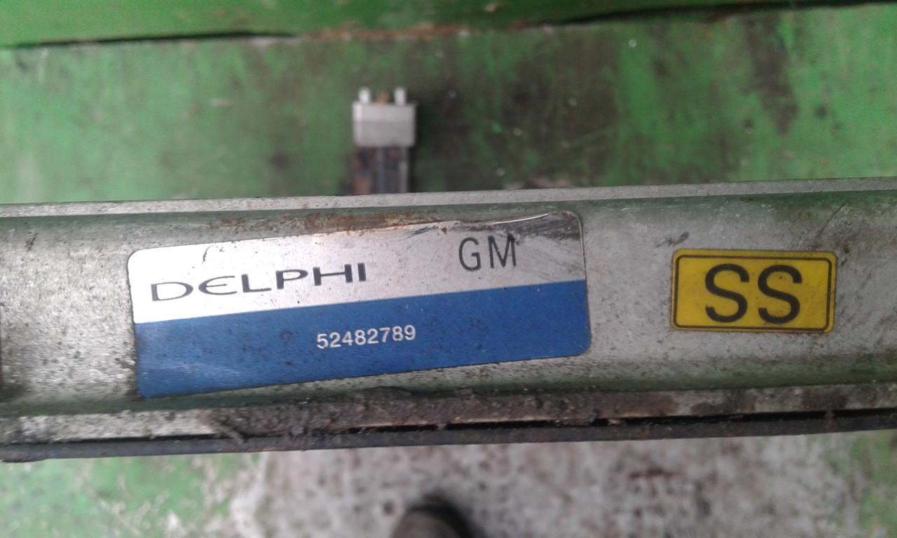 Радиатор кондиционера для Opel Omega B 2.5 3.0