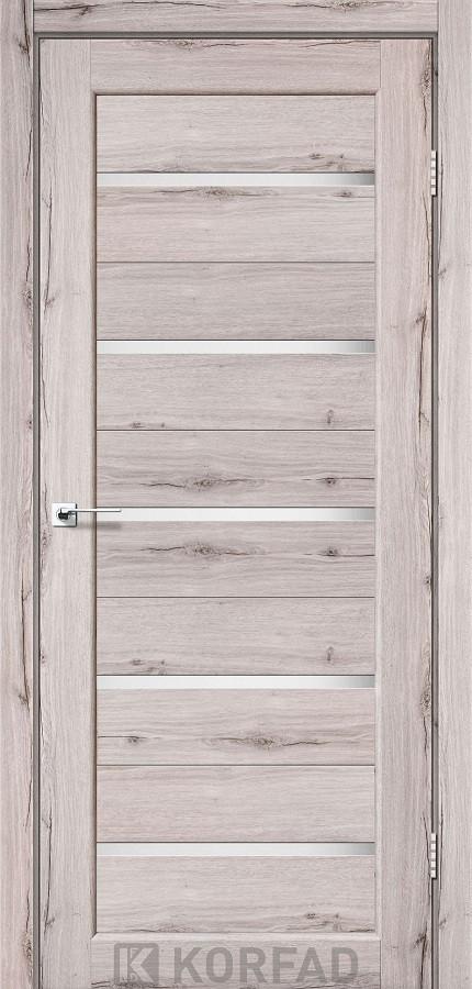 Двери Korfad PR-02 Дуб нордик