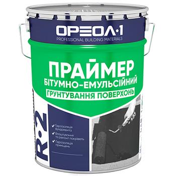 """Праймер битумно-эмульсионный  """"Грунтовка поверхностей"""""""