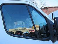 Скло двері передньої опускное Рено Мастер3 Опель Мовано Ніссан NV400 Renault Master, Movano c 2010-