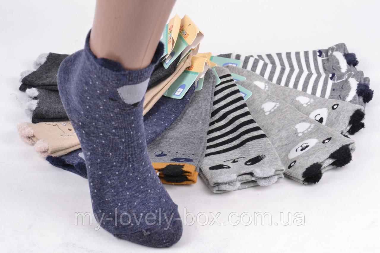 """ОПТОМ.Детские носки на девочку """"Фенна"""" ХЛОПОК (FEC010/28-31)   10 пар"""