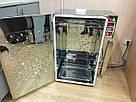 Универсальная электростатическая коптильня из нержавеющей стали AISI 304 COSMOGEN CSHI-750E, фото 7