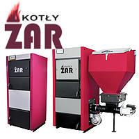 Котел на твердом топливе ZAR 12,5 кВт (Польша)