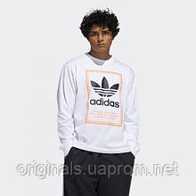 Свитшот мужской Adidas Tongue Label FM1568 2020