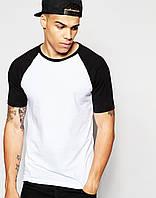 Мужская футболка black&white, фото 1