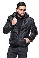Мужская демисезонная куртка Kariant Леон 48 Черный, фото 1