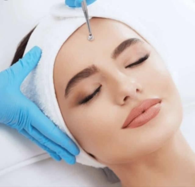 Косметологические инструменты для чистки лица