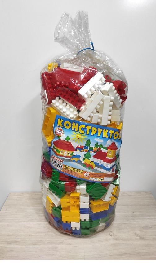 """Конструктор """"Промтекс"""", арт 4040 на 500 ел"""