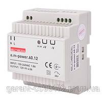 Блок питания на DIN-рейку e.m-power.60.12 60Вт, DC12В