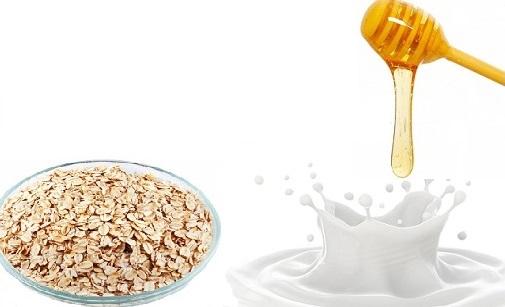 Овсяное молоко и мед, 10мл