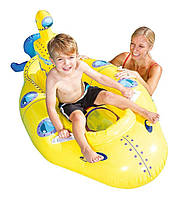 Подводная лодка надувной детский плотик Bestway 41098