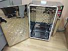 Универсальная электростатическая коптильня из нержавеющей стали AISI 304 COSMOGEN CSHI-750E, фото 6