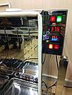 Универсальная электростатическая коптильня из нержавеющей стали AISI 304 COSMOGEN CSHI-750E, фото 9