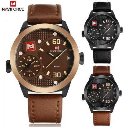 Чоловічі годинники Naviforce NF9092 оригінальні