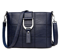 Stain сумка для женщин на плече Екокожа серая, фото 1