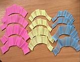 Ласты плавники для рук M L , ласти для плавания силиконовые перепонки, фото 3
