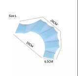 Ласты плавники для рук M L , ласти для плавания силиконовые перепонки, фото 5