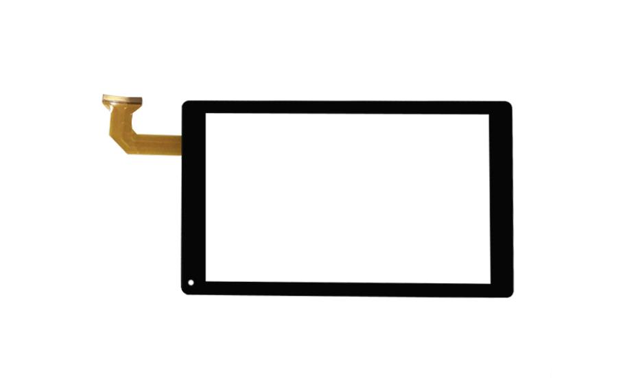 Тачскрин, сенсор для планшета DH-0965A1-PG-FPC287 50 pin (230*133) Black