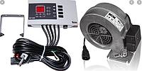 Комплект автоматики Tech ST-22N + WPA 120 для котла (Польша)