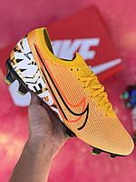 Бутсы Nike Mercurial Vapor 13 Elite FG (найк меркуриал вапор элит), фото 1