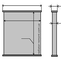 Соты для радиаторов/интеркулеров