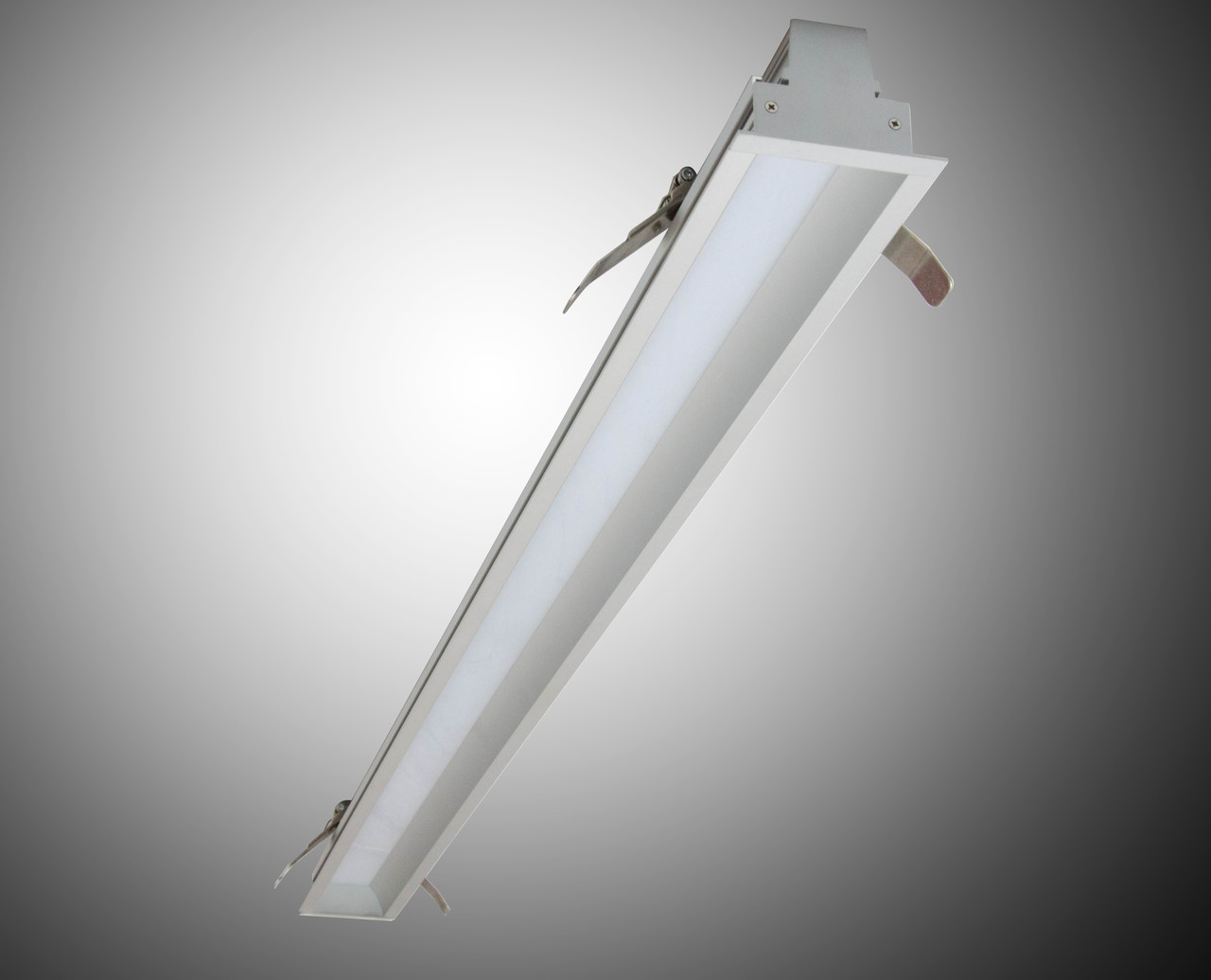 Линейный светильник встраиваемый VL-Proline-P LED 80W 3000К 60°