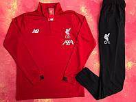 Спортивный (тренировочный) костюм New Balance FC Liverpool, фото 1