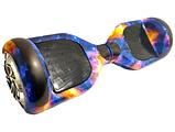 Гироборд Гироскутер Smart Р-6.5 РУЧ Самобаланс + АРР Хіп-Хоп, фото 2
