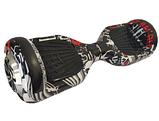 Гироборд Гироскутер Smart Р-6.5 РУЧ Самобаланс + АРР Хіп-Хоп, фото 3