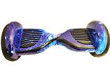 Гироборд Smart Р-10.5 самобаланс + APP Синє Сяйво, фото 7