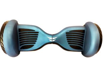 Гироборд Smart Р-10.5 самобаланс + APP  Синий Матовый