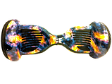 Гироборд Smart Р-10.5 самобаланс + APP  Синий Матовый, фото 4
