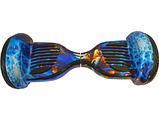 Гироборд Smart Р-10.5 самобаланс + APP  Синий Матовый, фото 9