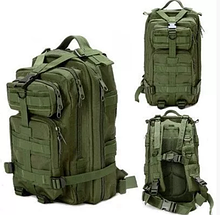 Тактический штурмовой рюкзак  25 л Oxford 600D очень крепкий