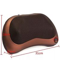 Массажная подушка с инфракрасным подогревом Massage Pillow