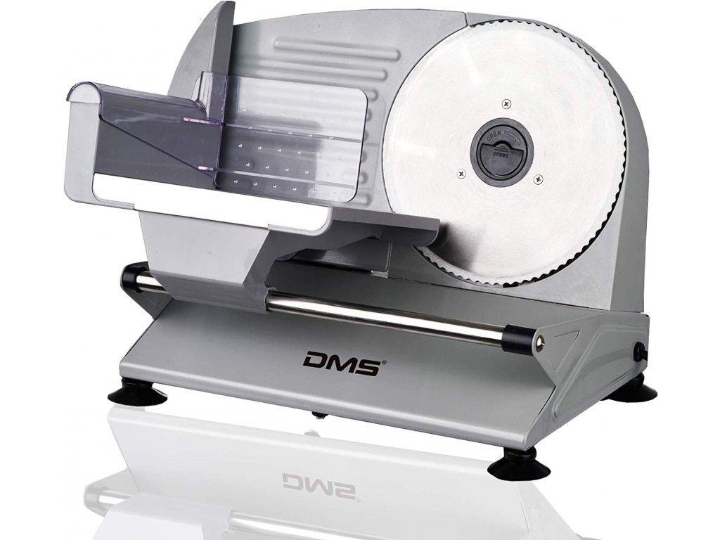 Ломтерезка DMS AS-400, бытовая, максимальная мощность 400Вт