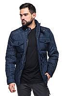 Мужская демисезонная куртка Kariant Марсель 54 Синий, фото 1