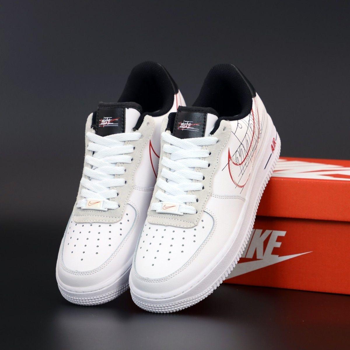Женские кроссовки в стиле Nike Air Force 1 Low