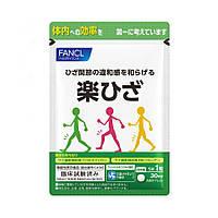FANCL Easy Knee Комплекс для здоровья коленных суставов
