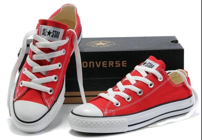 Кеды копия Converse All Star classic мужские все цвета низкие