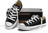 Кеды Converse All Star classic мужские все цвета низкие, фото 8