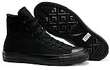 Кеды копия Converse All Star classic мужские все цвета низкие, фото 8