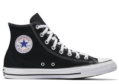 Кеди копія Converse All Star classic чоловічі всі кольори високі