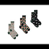 Носки мужские Sammy Icon набор Jerome размер 40-46, 3 пары