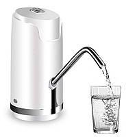 Электрическая помпа для питьевой воды с аккумулятором Pump Dispenser PD2 Silver