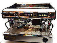 Профессиональная автоматическая кофемашина эспрессо Expobar MEGACREM CONTROL 2 RED 2 поста